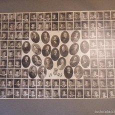 Fotografía antigua: ANTIGUA FOTOGRAFIA DE 1905. ORLA.. Lote 57918512