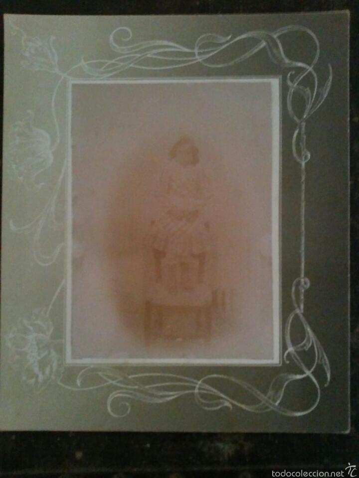 Fotografía antigua: LOTE de cuatro fotografías finales del Siglo XIX - Foto 3 - 60147661
