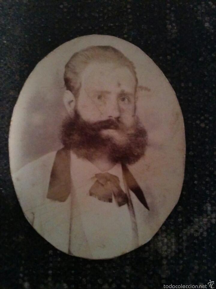 Fotografía antigua: LOTE de cuatro fotografías finales del Siglo XIX - Foto 4 - 60147661