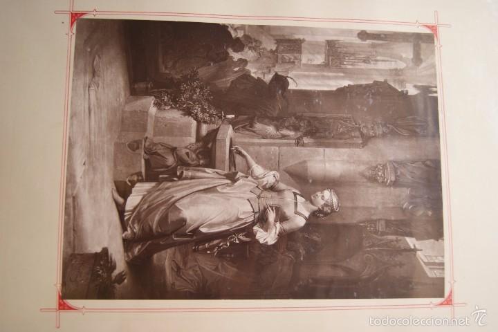 Fotografía antigua: LOTE 12 FOTOGRAFIA 1871 A KRELING SOBRE FAUSTO - Foto 8 - 60271323