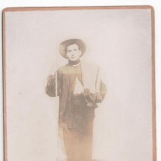 Fotografía antigua: OCHO ANTIGUAS FOTOGRAFIAS FIN XIX,PP.XX, MONTADAS SOBRE CARTON,VALENCIA. Lote 60681187