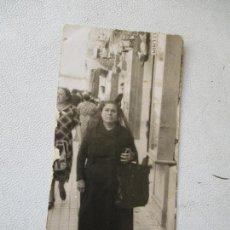 Fotografía antigua: ANTIGUA FOTOGRAFÍA: S/F- 8.5 X 4.5 CM.-. Lote 61587156