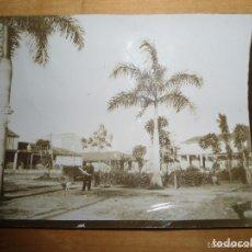 Fotografía antigua: ANTIGUA FOTOGRAFIA CUBA ?? - FINALES SIGLO XIX. Lote 61911324