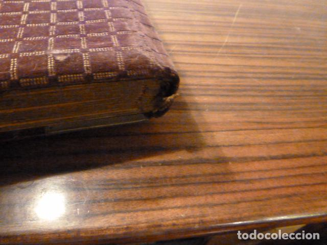 Fotografía antigua: Albúm de fotos.Tapas de terciopelo. - Foto 2 - 63997299