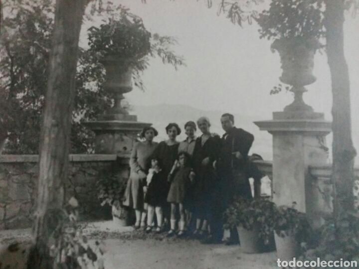 Fotografía antigua: Fotografía Albúmina sobre cartón Fechado Manuscrito: E. Año 1926. Muy Grande - Foto 2 - 66876750