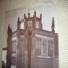 Fotografía antigua: TOLEDO. 561. ABSIDE DE SAN JUAN DE LOS REYES. J. LAURENT, MADRID. ALBÚMINA SIN MONTAR. Lote 66879514