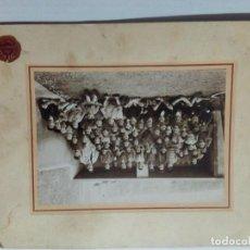 Fotografía antigua: FOTO FOTOGRAFIA ESCUELA NAVARRA. Lote 68183685