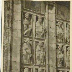 Fotografía antigua: FOTOGRAFÍA ANTIGUA CATEDRAL DE SANTIAGO COMPOSTELA GALICIA DECADA 1930. Lote 69655913