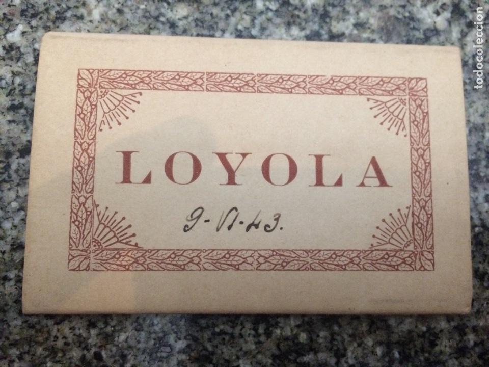 Fotografía antigua: Loyola Desplegable imagenes año 1943 - Foto 3 - 70154614