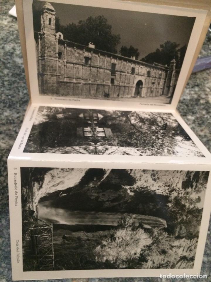 Fotografía antigua: Fotografias artisticas Monasterio de piedra - Foto 2 - 70155561