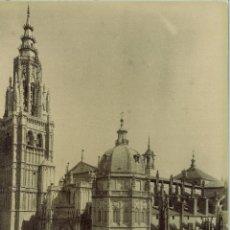 Fotografía antigua: LEVY. 1349 TOLEDO CONJUNTO DE LA CATEDRAL. ENSEMBLE DE LA CATHÉDRALE. Lote 72904891