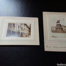 Fotografía antigua: FOTO ALBUMINA PAISAJES ALEMANES. BERLIN Y NUREMBERG. FOTOGRAFIA. S XIX.. Lote 80840180