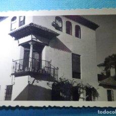 Fotografía antigua: ANTIGUA FOTOGRAFIA AÑO 1946 - GRANADA - 85 X 60 MM.. Lote 82696696