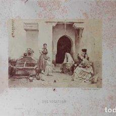 Fotografía antigua: GOUPIL, J. WORMS, UNE VOCATION. Lote 85027532