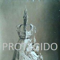 Fotografía antigua: ANTIGUA FOTOGRAFIA DE NUESTRA SEÑORA DE LA LUZ PATRONA DE TARIFA CADIZ. Lote 87679148
