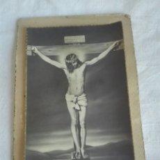 Fotografía antigua: ANTIGUA FOTO RELIGIOSA. Lote 91578948