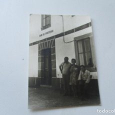 Fotografía antigua: FOTO DE: FARO DE FINISTERRE- 10.4 X 7.4 CM. Lote 92214145