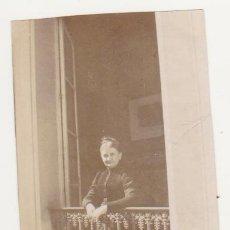Fotografía antigua: ALBÚMINA (8X5,5) SIGLO XIX.. Lote 92454205