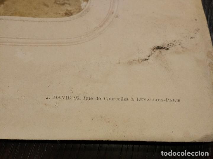Fotografía antigua: 1888 COLEGIO SAGRADO CORAZON DE JESUS REUS TARRAGONA FOTOGRAFO J. DAVID DE PARIS - Foto 5 - 93232615