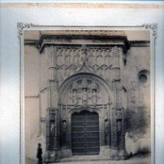 Fotografía antigua: Nº397 CÓRDOBA PUERTA DE S JACINTO J.E PUIG ESCUDILLERS 89 BARNA.ORIGINALES S XIX. Lote 94192420