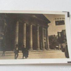 Fotografía antigua: ANTIGUA FOTOGRAFÍA- 6 X 8.8 CM. SIN MÁS DATOS. Lote 96022051
