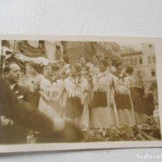 Fotografía antigua: ANTIGUA FOTOGRAFÍA- 4.2 X 6.5 CM. SIN MÁS DATOS. Lote 96022175