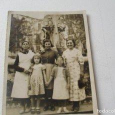 Fotografía antigua: ANTIGUA FOTOGRAFÍA- 8.8 X 6.8 CM. SIN MÁS DATOS. Lote 96022263