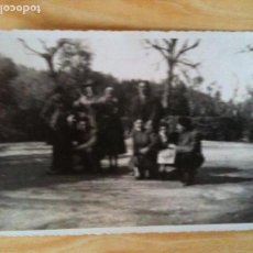 Fotografía antigua: FAMILIA,FOTO CASA TORRAS. Lote 96456079