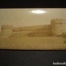 Fotografía antigua: GRAJAL DE CAMPOS LEON CASTILLO ALBUMINA FINALES SIGLO XIX. Lote 97443391