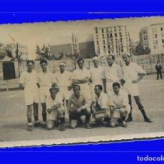 Fotografia antiga: ANTIGUA FOTOGRAFÍA EQUIPO DE FUTBOL ¿PEÑA QUINTANA MADRID? . Lote 98091871