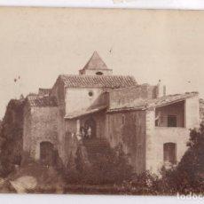 Fotografía antigua: CATALUÑA, POR IDENTIFICAR, BERGA O ALREDEDORES, 1890 APROX. 11,5X15,5 CM. SIN DATOS REVERSOS. . Lote 101439299