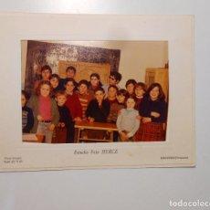 Fotografía antigua: FOTOGRAFIA RECUERDO DE MI COLEGIO. CHANTREA PAMPLONA. TDKP2. Lote 101929231