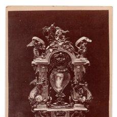 Fotografía antigua: PRIMERA FOTOGRAFÍA EXACTA SANTO CORAZÓN SERÁFICA REFORMADORA DEL CÁRMEN STA. TERESA.1882. SALAMANCA. Lote 103132995