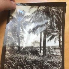 Fotografía antigua: ANTIGUA FOTOGRAFÍA ALCAZAR SEVILLA FINALES SIGLO XIX . Lote 104032835