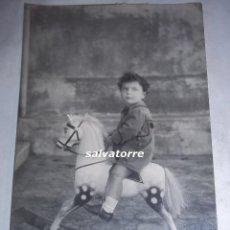 Fotografía antigua: FOTOGRAFIA M.C.MARTIN. TACORONTE, TENERIFE.CIRCA 1920. Lote 104813983