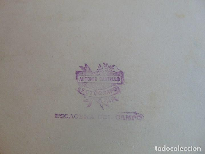 Fotografía antigua: FOTO FOTOGRAFIA ALBUMINA ALTAR CON VIRGEN A IDENTIFICAR SEMANA SANTA PONE UTRERA SEVILLA - Foto 7 - 104990163