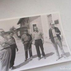 Fotografía antigua: ANTIGUA (S/F)FOTOGRAFÍA DE ESTACIÓN DE TREN-12.5X1.5CM.. Lote 105026259
