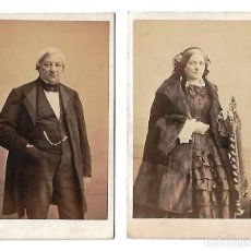 Fotografía antigua: ANTIGUAS FOTOGRAFIAS DE B.B&CIE DE PARIS. Lote 107125267