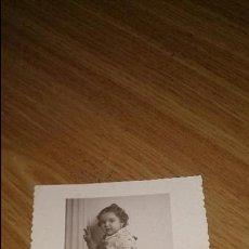 Fotografía antigua: FOTOGRAFIA DE FALLERA 1949. Lote 107584619