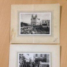Fotografía antigua: ANTIGUAS FOTOGRAFIAS OBRAS EN LA CIUDAD DE CEUTA AÑO 1928. Lote 140181365