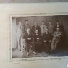 Fotografía antigua: FOTO ANTIGUA FAMILIAR.. Lote 108241814