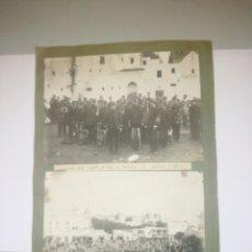 Fotografía antigua: TETUAN 4 FOTOGRAFIAS DE 1907.. Lote 108249795