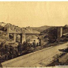 Fotografía antigua: ALGUACIL PUENTE DE SAN MARTÍN TOLEDO. Lote 112250415