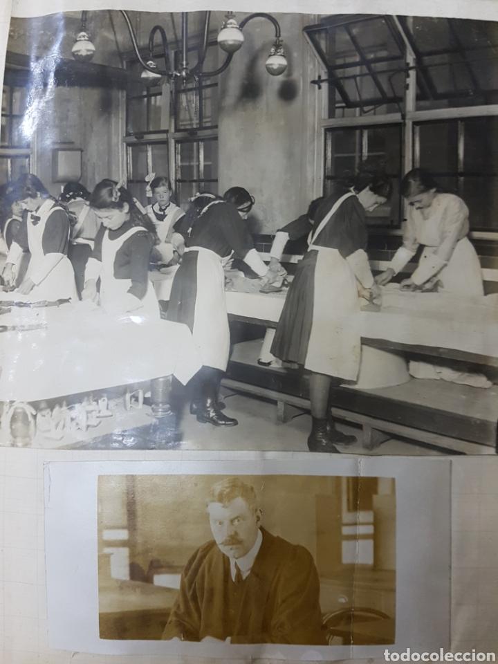 Fotografía antigua: + de 200 fotos! BENWELL ELEMENTARY SCHOOL, ATKINSON ROAD, NEWCASTLE, circa 1900, extenso reportaje - Foto 14 - 115513094