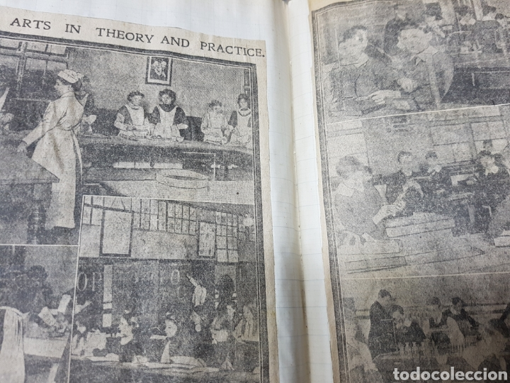 Fotografía antigua: + de 200 fotos! BENWELL ELEMENTARY SCHOOL, ATKINSON ROAD, NEWCASTLE, circa 1900, extenso reportaje - Foto 18 - 115513094