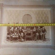 Fotografía antigua: FOTO ANTIGUA COLEGIO P.P.FRANCISCANOS ONTENIENTE VALENCIA.. Lote 116195786