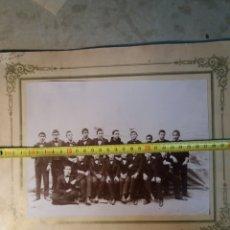 Fotografía antigua: COLEGIO P.P.FRANCISCANOS ONTENIENTE VALENCIA.. Lote 116195986