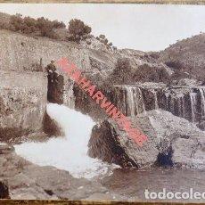 Fotografía antigua: CATALUÑA, SIGLO XIX, ESPECTACULAR ALBUMINA, 160X122MM. Lote 116327935