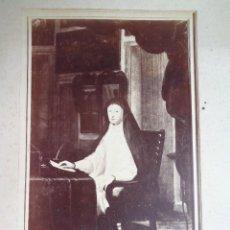 Fotografía antigua: J.LAURENT Y CIA. CLAUDIO COELLO.92.RETRATO DE MARIA ANA DE AUSTRIA.MUSEO DEL PRADO.F.-61. Lote 116967751