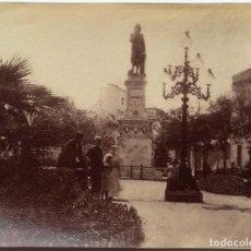 Alte Fotografie - SEVILLA, MONUMENTO A MURILLO EN LA ACTUAL PLAZA DEL MUSEO, ALMELA - 117268083